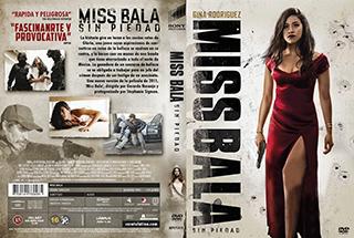 Miss Bala - Miss Bala Sin piedad - Cover - DVD