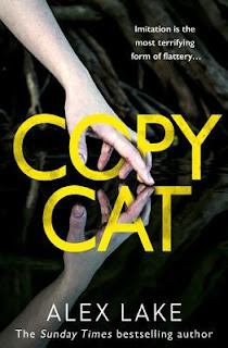 Copycat by Alex Lane - Reading, Writing, Booking