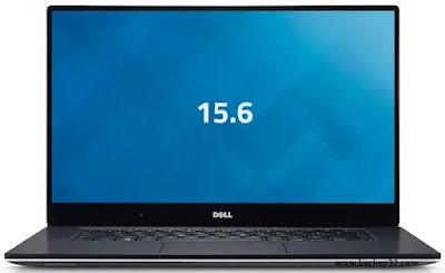 شاشة لاب توب Dell XPS 15 - 9550