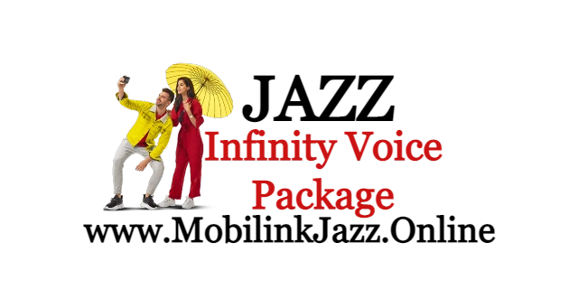 Jazz Call Infinity Package Price and Detail | 2021