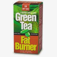 Side Effects Of Green Tea Fat Burner Soft Gels Pillsexposed