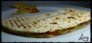 http://cucinaconlara.blogspot.it/2015/12/avocado-quesadillas.html