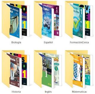 Libros de Texto para Secundaria