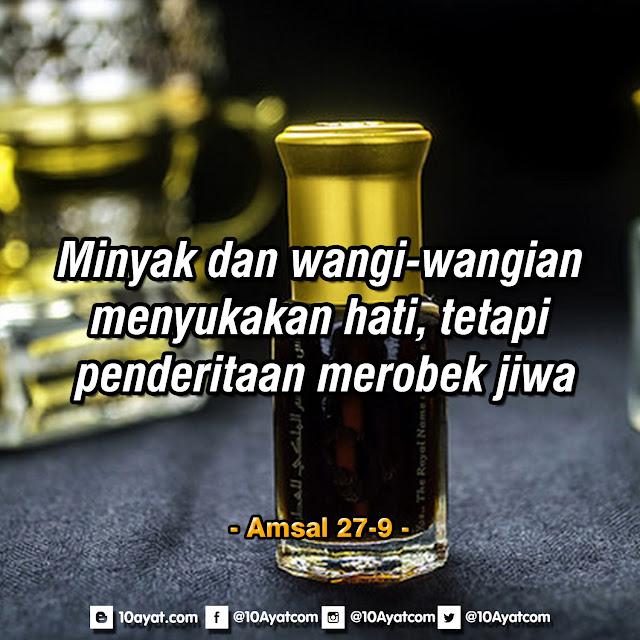 Amsal 27:9