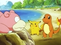 Capitulo 17 Temporada 1: La isla de los Pokémon gigante
