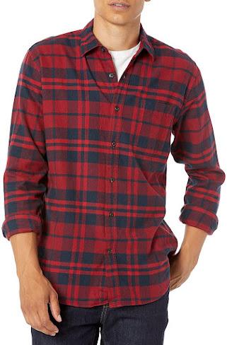 Best Men's Flannel Shirts in UK