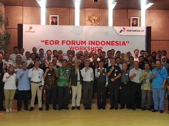 Pertamina EP Gelar Forum EOR Indonesia Seri 2
