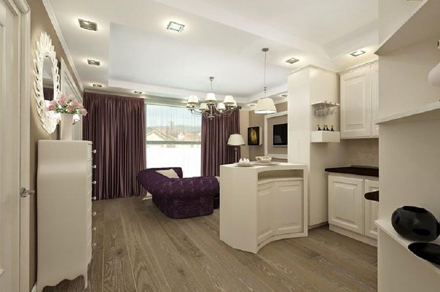 Design interior apartament 4 camere - Amenajari interioare Bucuresti