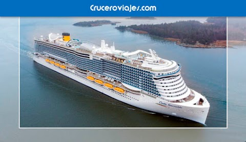 Costa Cruceros y sus nuevos itinerarios para 2021