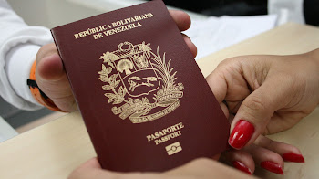 Como tramitar el pasaporte en Venezuela