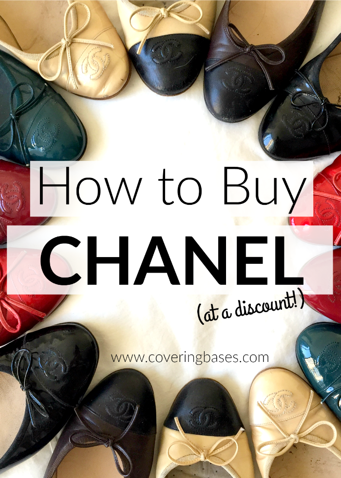 c5fe175c6b74c How to Buy Chanel Flats (at a Discount!) | New York City Fashion and  Lifestyle Blog | Covering the Bases