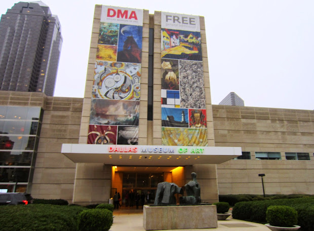 Souvenir Chronicles Texas Dallas Museum Of Art