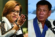 De Lima hits 'heartless' Pres Duterte for refusing foreign aid