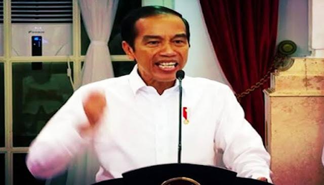 "Jokowi Ngamuk: ""Kemana Saja Mengalirnya Dana Jumbo Corona Ini?"""