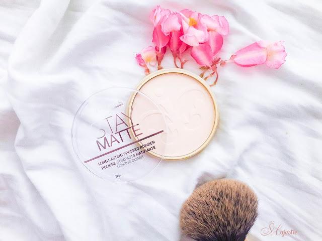 Rimmel Stay Matte | MajesticMarta