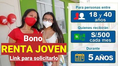 Bono para ALQUILER Verifica los requisitos para el 2021 del Nuevo Bono RENTA JOVEN