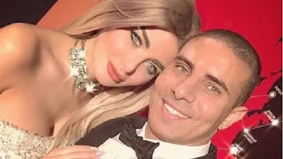 شاهد جمال زوجة محمد زيدان نجم منتخب مصر