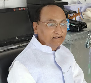 mis-co-ordination-between-administration-binod-chaudhry