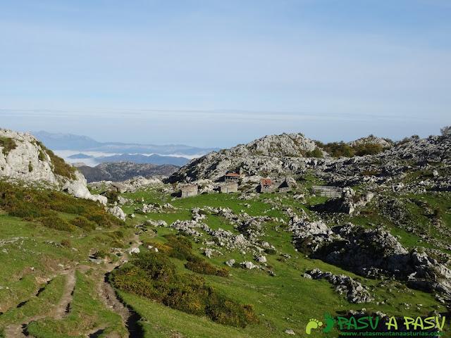 Ruta Requexón - Cotalba: La Redondiella