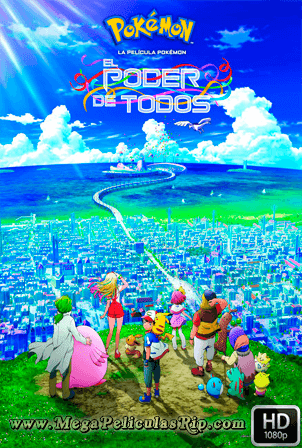Pokemon El Poder De Todos [1080p] [Latino] [MEGA]