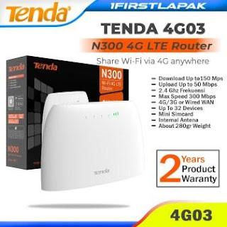 Modem Tenda 4G03