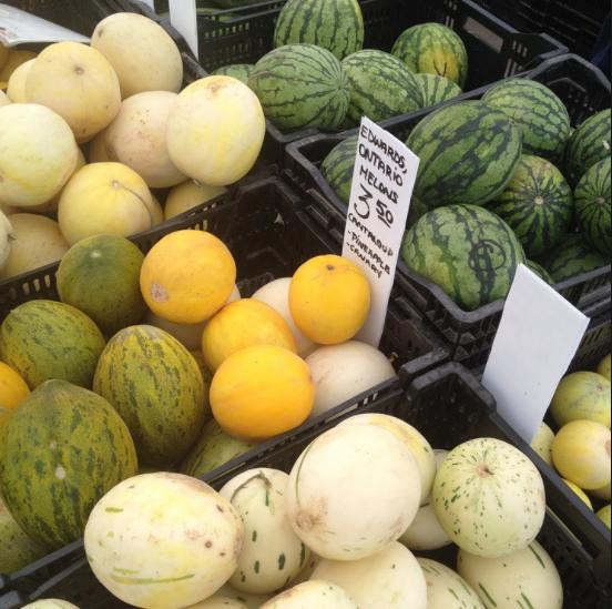 Harga Buah Melon Per Kg Di Pasaran Hari Ini