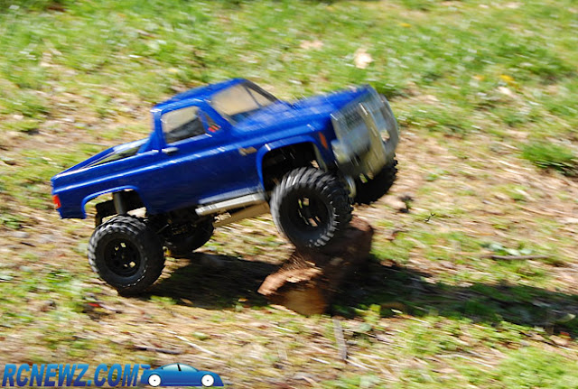 Tamiya High Lift jump