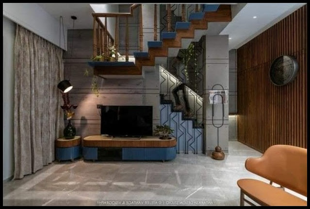 tv wall design for small living room