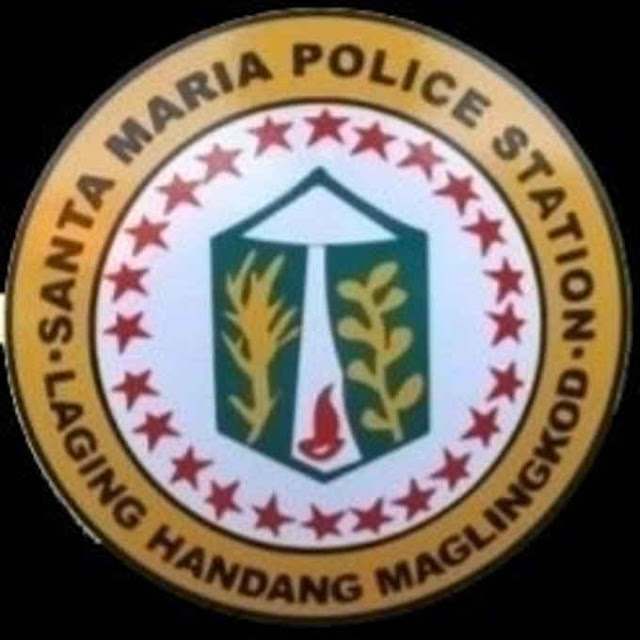 santa maria police logo