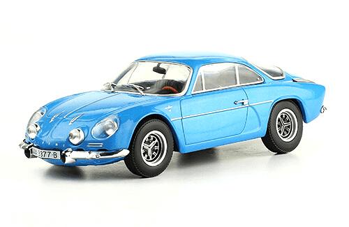 Alpine A110 1600 1973 coches inolvidables salvat