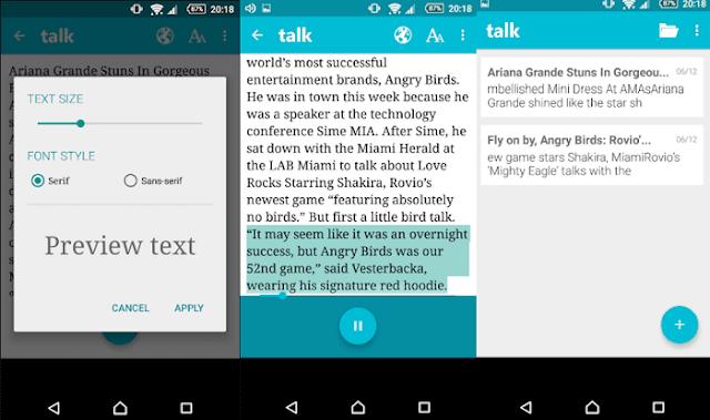 text to speech arabic online
