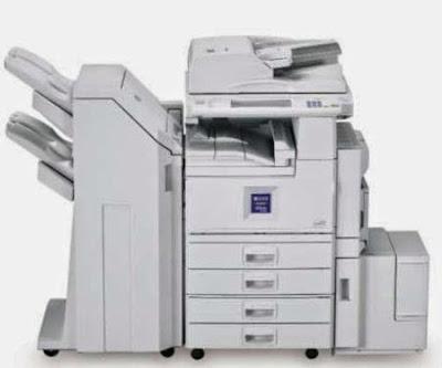 Image Ricoh Aficio 2045e Printer Driver