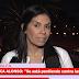 Senadora Verónica Alonso habla sobre la batalla contra las drogas