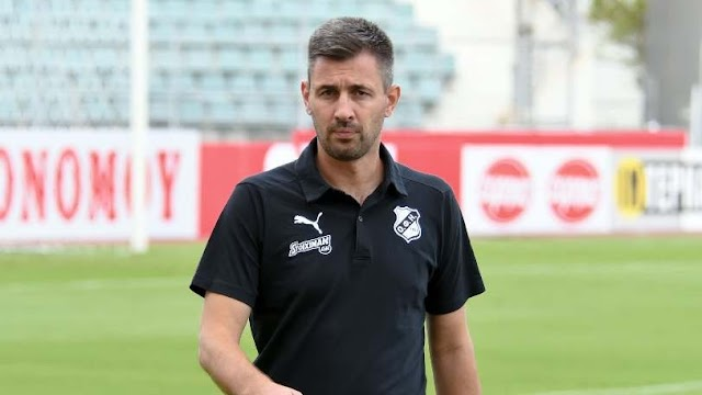 Προπονητής της Εθνικής Ελπίδων ο Σίμος