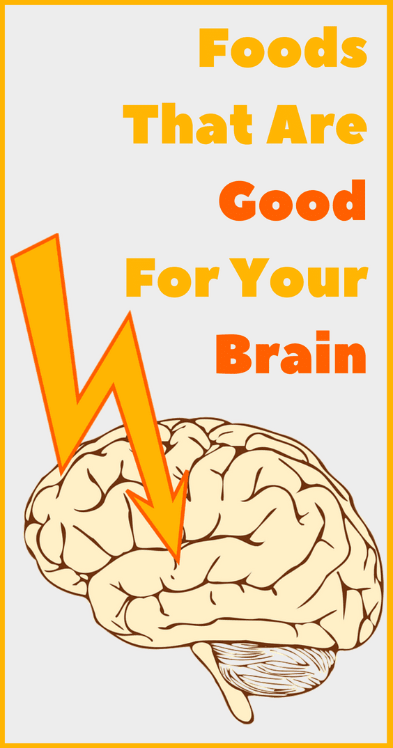 Foods That Are Good For Your Brain
