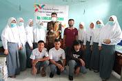 Azhar Arsyad  Salurkan Beasiswa PIP di SMAN 2 Pinrang