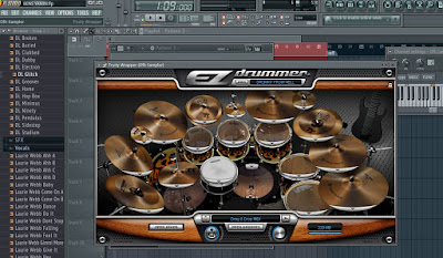 Cara Membuat automation Volume Pada Track instrument fl Studio