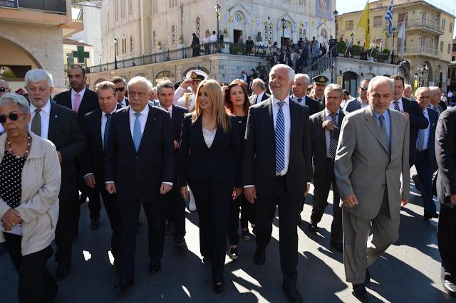 Πέτρος Τατούλης: Ιστορικά επιβεβλημένες για τη χώρα οι συνεργασίες των πολιτικών αρχηγών και των πολιτικών κομμάτων