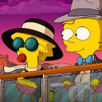 Rendez-vous avec le destin à voir sur Disney+ (Les Simpson)