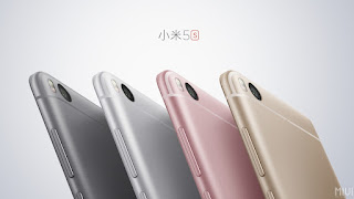 Xiaomi Mi 5s dan Mi 5s Plus resmi memulai debutnya dengan segudang teknologi baru