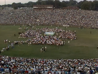 NWA Great American Bash 1986 (Charlotte, July 5th) - Epic crowd