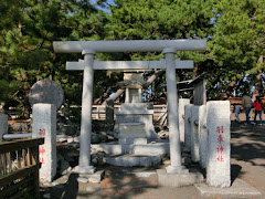 三保の松原・羽車神社