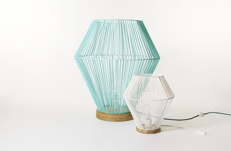 lampara-tejida-plastico