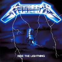 Metallica - Ride the Lightning - ciekawostki