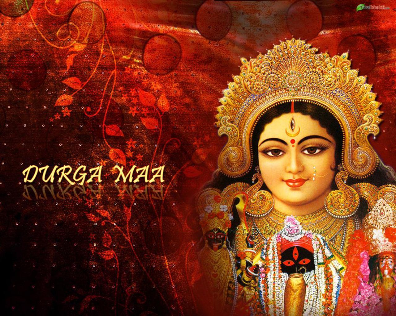 3d Wallpaper Jai Mata Di Jai Mata Di 108 Names Of Durga Maa