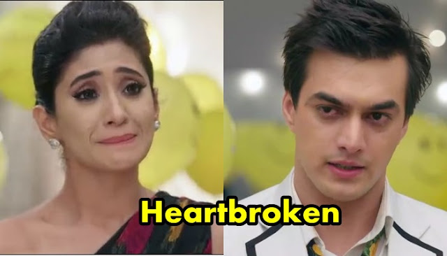 Yeh Rishta Kya Kehlata Hai: Kartik lifeless seeing Naira screams in pain losing her baby