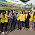 행복하3누리복지협의체 '정(情)나눔 캠페인', 이웃과 인사로 시원하게 '하하'
