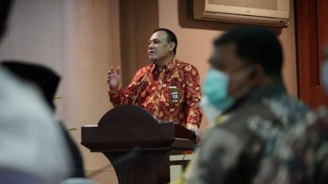 Tahan Bupati Banjarnegara, Ketua KPK: Pesta Selesai, Kami Bersihkan Piring dan Cuci Gelas