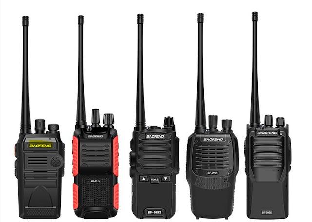 Walkie Talkie memerlukan petunjuk untuk memungkinkan cara kerja yang efisien walaupun jaringan tersebut digunakan oleh banyak ataupun sedikit walkie talkie. Setiap pengguna yang menggunakan jaringan tersebut harus waspada untuk menggunakan aturan walkie talkie tersebut