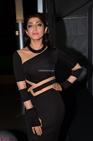 Pranitha Subhash in a skin tight backless brown gown at 64th Jio Filmfare Awards South ~  Exclusive 016.JPG